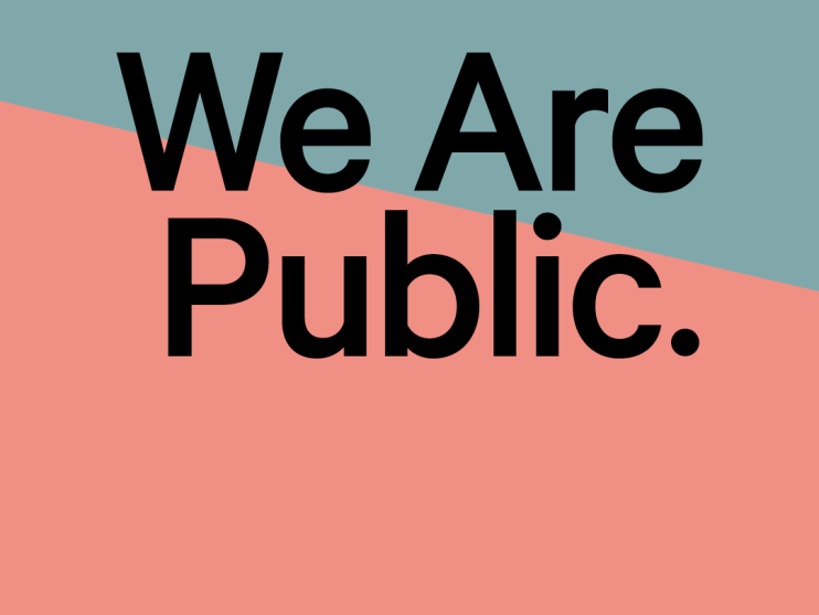 We Are Public Haarlem